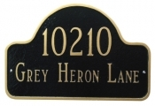 Lexington Arch Montague Address Plaque